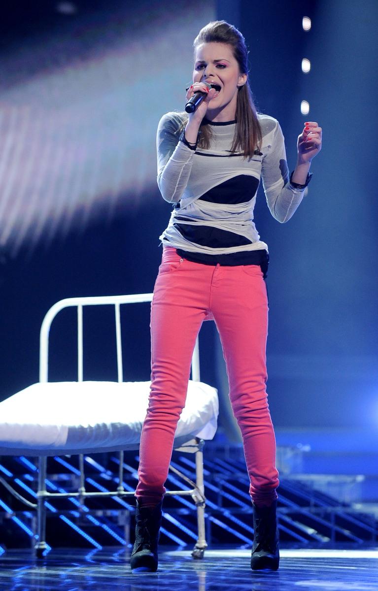 Ada Szulc w piątym programie na żywo